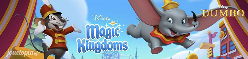 Disney Magic Kingdoms Dumbo