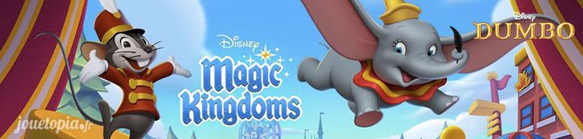 Disney Magic Kingdoms Dumbo