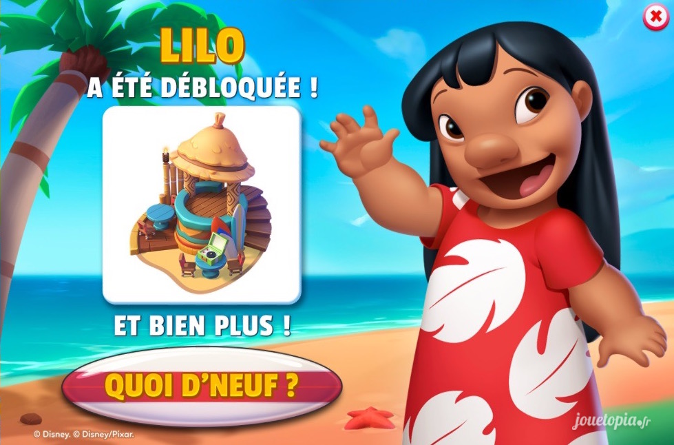 Disney Magic Kingdoms : Lilo