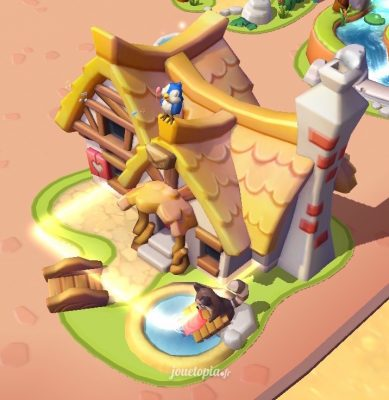 Disney magic kingdoms blanche neige et les sept nains for Maison des sept nains
