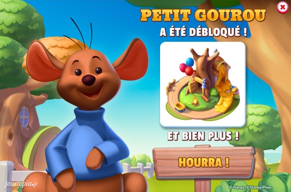Disney Magic Kingdoms : Petit Gourou