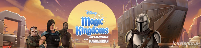 Le Mandalorien (Star Wars) - Disney Magic Kingdoms