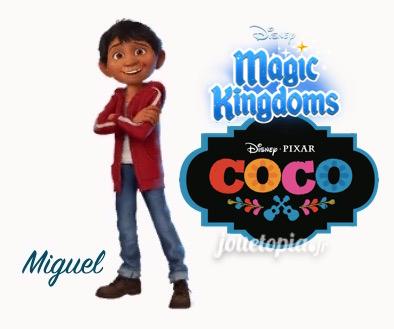 Miguel (Disney Magic Kingdoms)