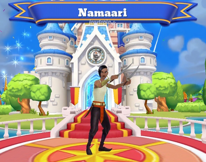 Namaari (Raya et le Dernier Dragon) - DMK