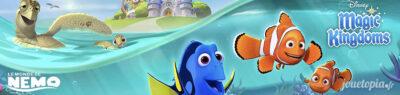 Disney Magic Kingdoms Le Monde de Nemo