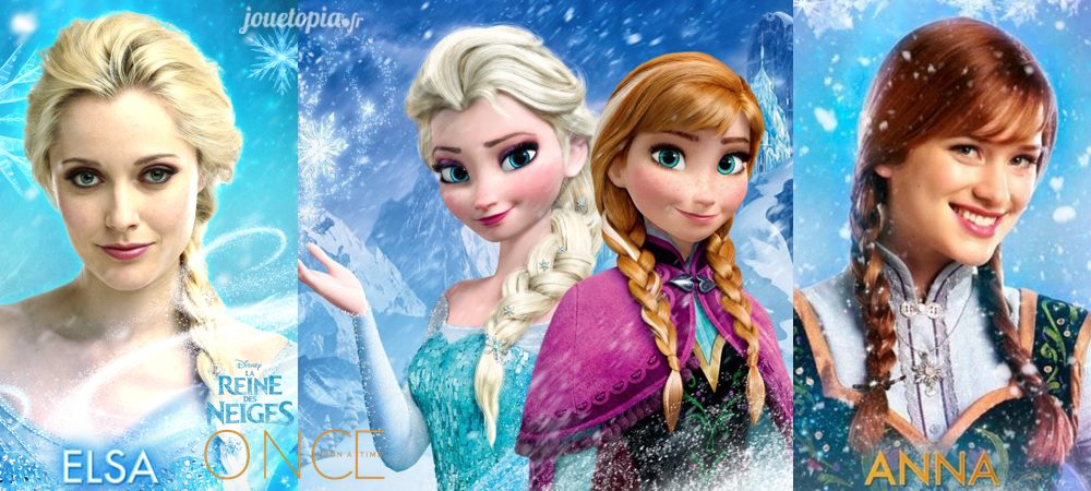 Once Upon a Time : La Reine des Neiges
