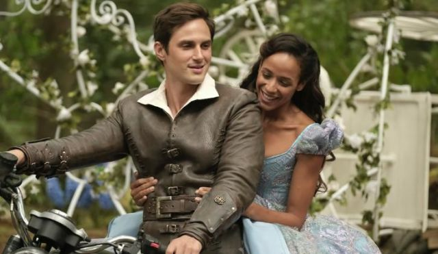 Once Upon a Time : Henry et Cendrillon