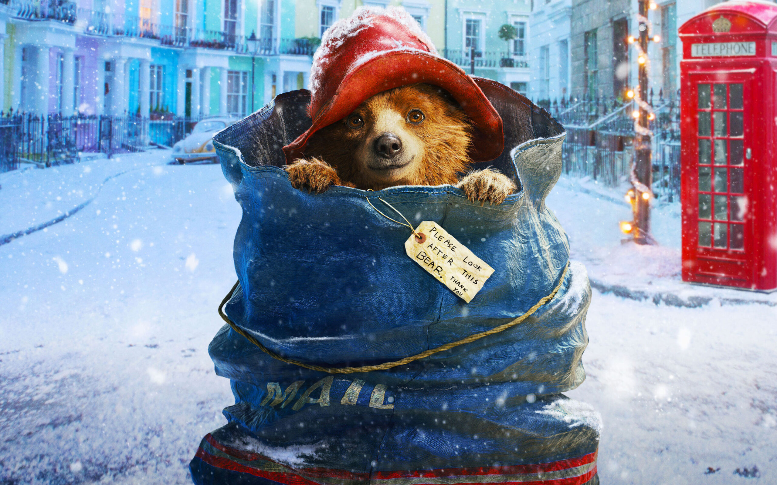 Paddington, les films