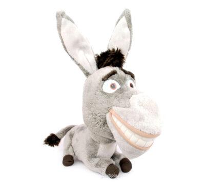 Peluche à grosse tête âne Shrek DreamWorks