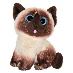 Peluche chat siamois Animal Family
