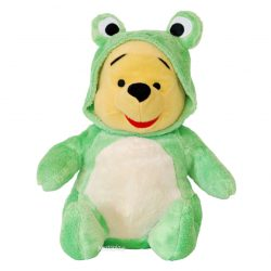 Doudou Winnie l'Ourson Grenouille Verte - Disney