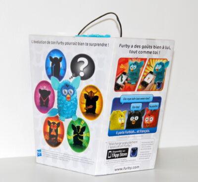 Peluche Furby Bleu - Jouet interactif
