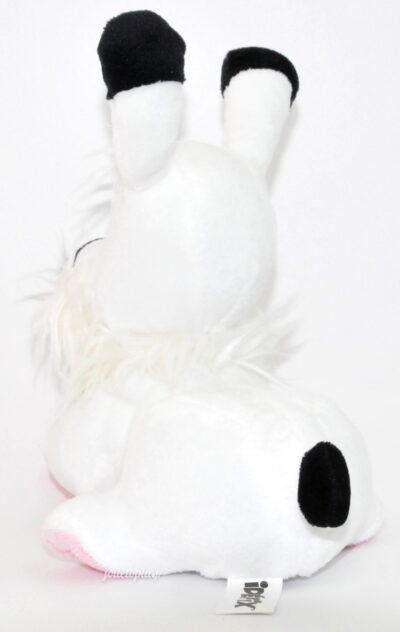 Peluche Idéfix allongé (Astérix et Obélix)