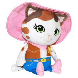 Peluche Callie Sheriff Far West Disney Junior