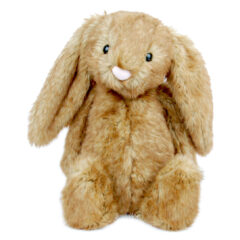 Peluche lapin marron Jelly Cat London