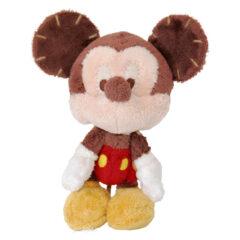 Peluche Mickey à boutons Disney