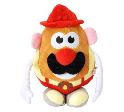Peluche Monsieur Patate Pompier