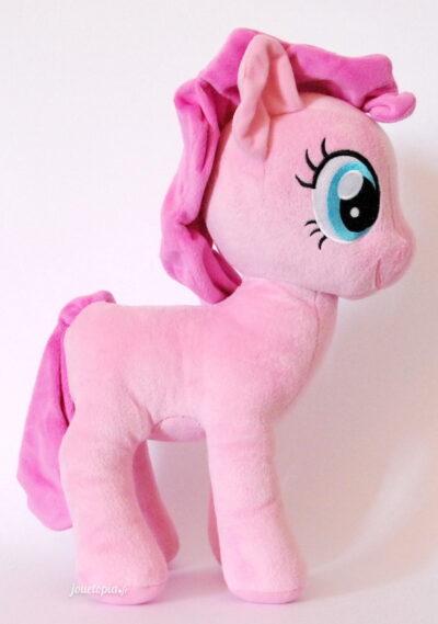 Peluche poney rose Pinkie Pie (My Little Pony)