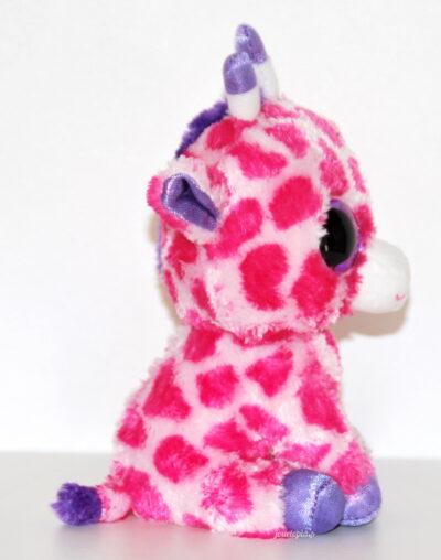 Peluche Twigs la girafe rose TY Beanie Boos
