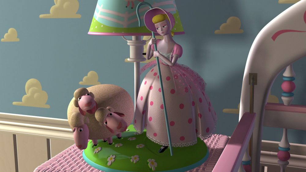 La Bergère (Toy Story)