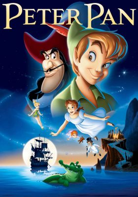 Peter Pan (Disney) - Poster