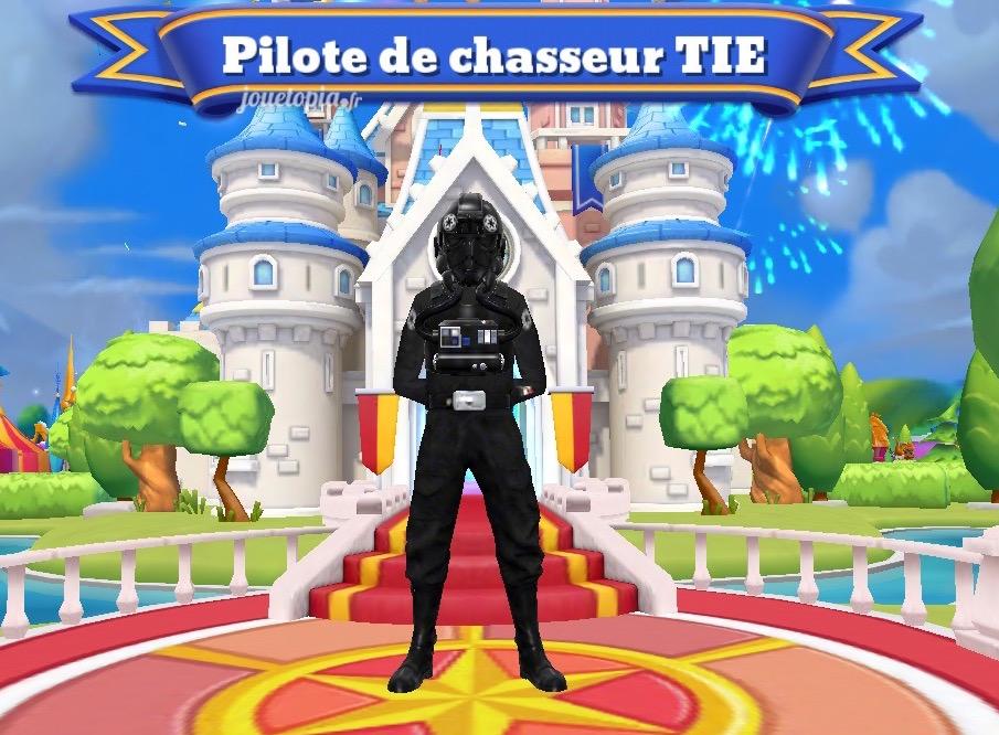 Pilote de chasseur TIE (Star Wars DMK)