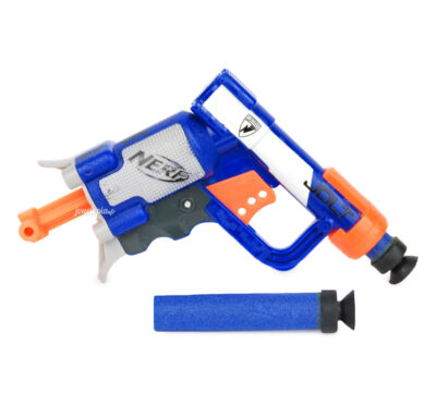 Petit Pistolet Nerf Jolt N-Strike Elite