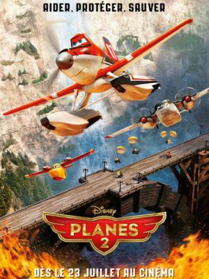 Planes 2 (Disney - affiche FR)
