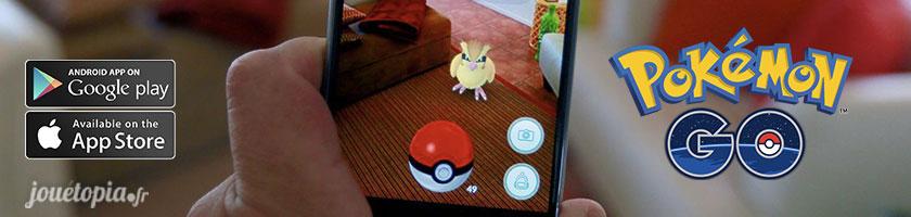 Comment jouer à Pokémon GO ?