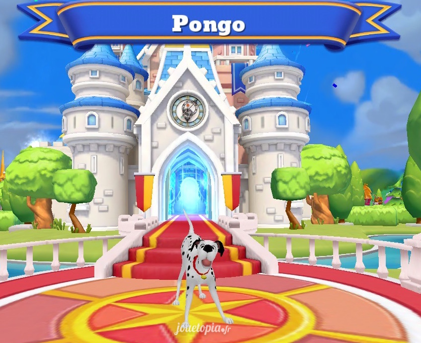 Pongo - Disney Magic Kingdoms