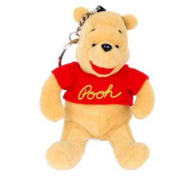 Porte-clés peluche Winnie l'Ourson (the Pooh) - Disney