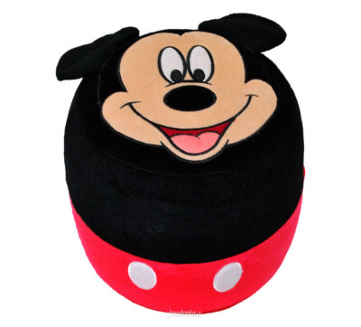 Pouf gonflable Mickey Disney