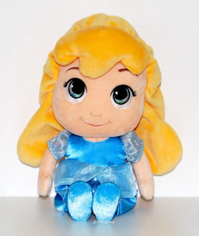 Poupée peluche Cendrillon Disney Baby