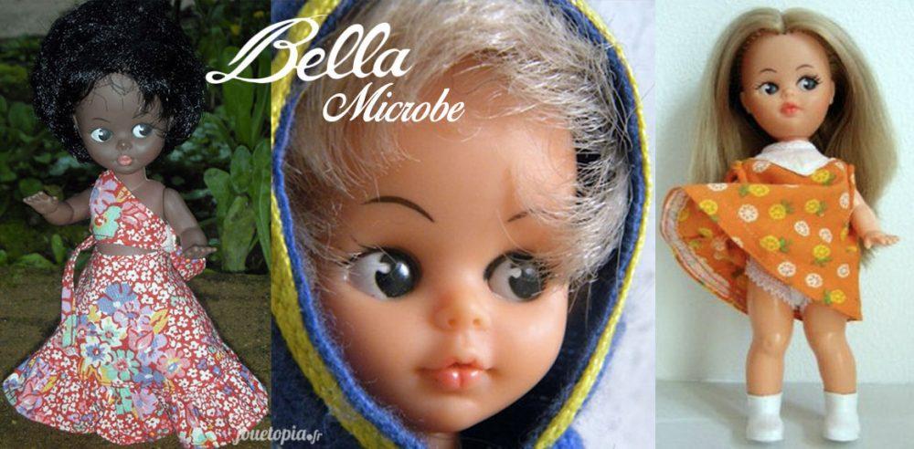 Poupées Bella Microbe