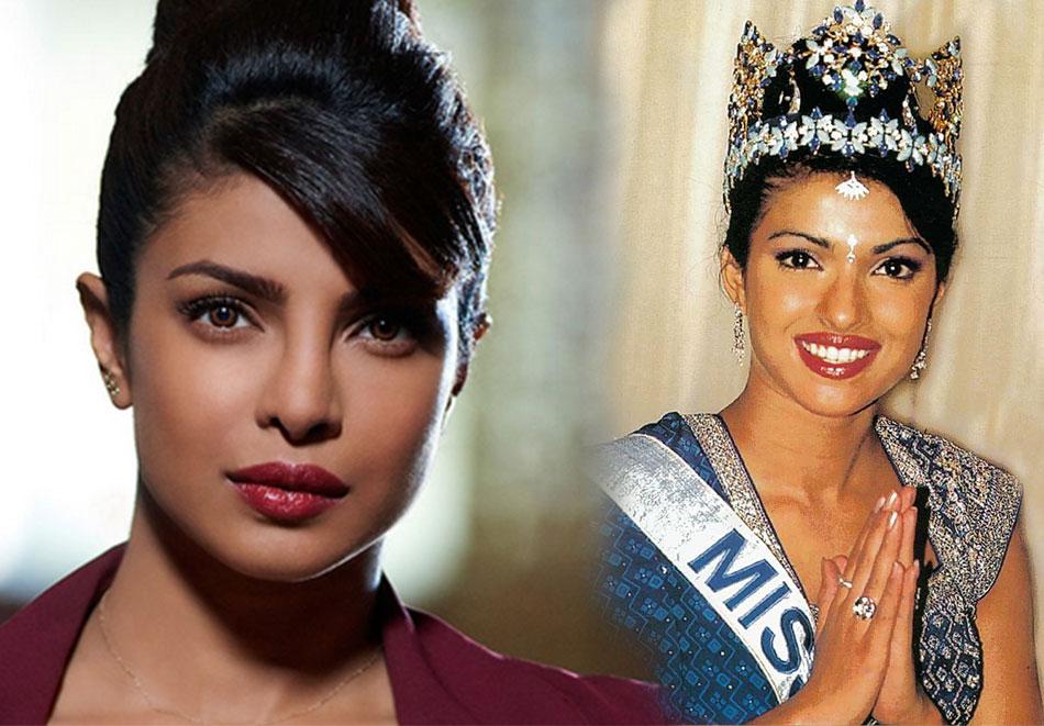 Quantico : Priyanka Chopra est Miss Monde 2000