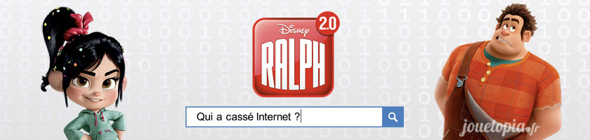 Ralph 2.0 : la suite du film «Les Mondes de Ralph» (Disney)