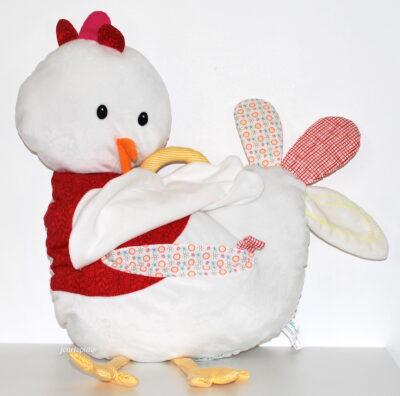 Range secrets poule Ophélie Lilliputiens