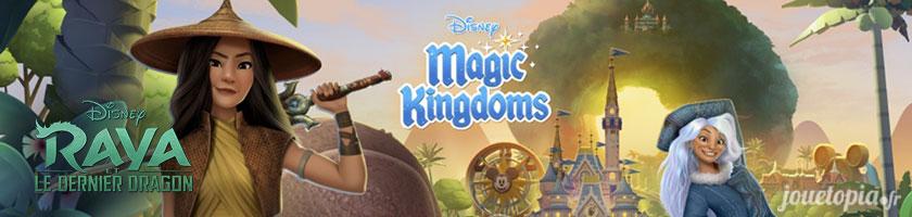 Raya et le Dernier Dragon (Disney Magic Kingdoms)