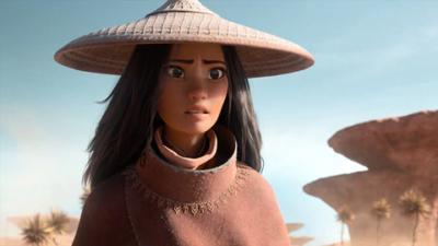 Raya dans le film Raya et le Dernier Dragon