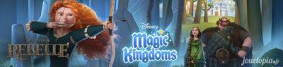 Rebelle - Disney Magic Kingdoms