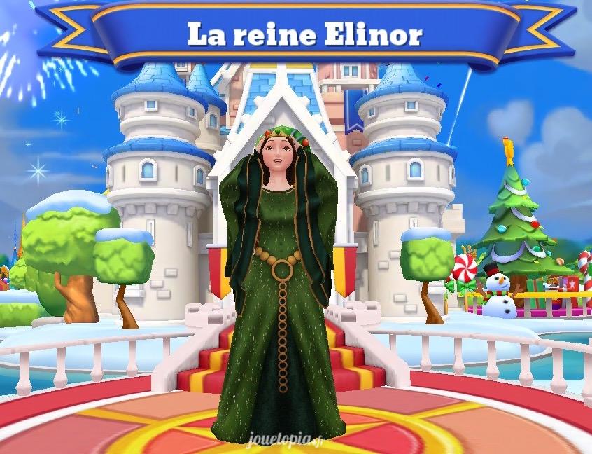 Reine Elinor - Disney Magic Kingdoms