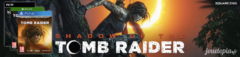 Shadow of the Tomb Raider (éditions)