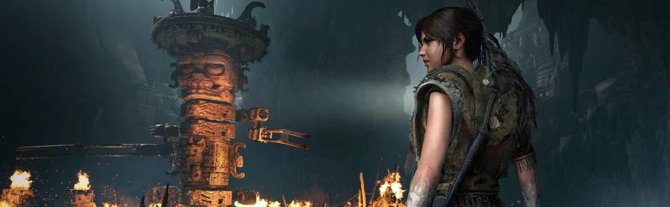 Shadow of the Tomb Raider : Lara Croft
