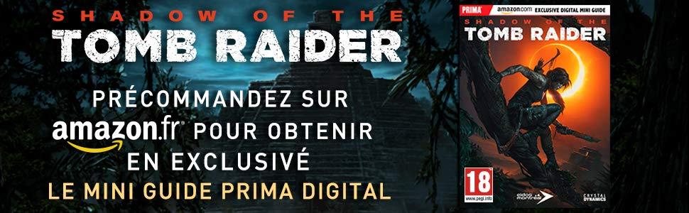 Shadow of the Tomb Raider Amazon