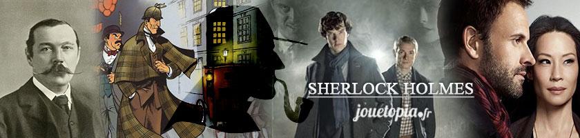 Sherlock Holmes a-t-il réellement existé ?