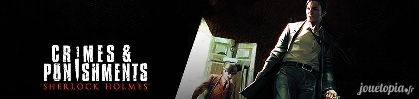 Test : Sherlock Holmes Crimes & Punishments