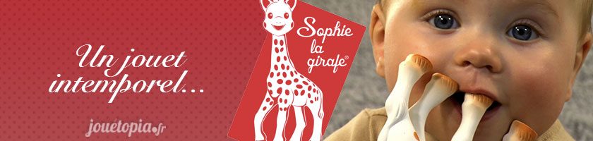 Sophie la Girafe : Histoire d'un jouet intemporel