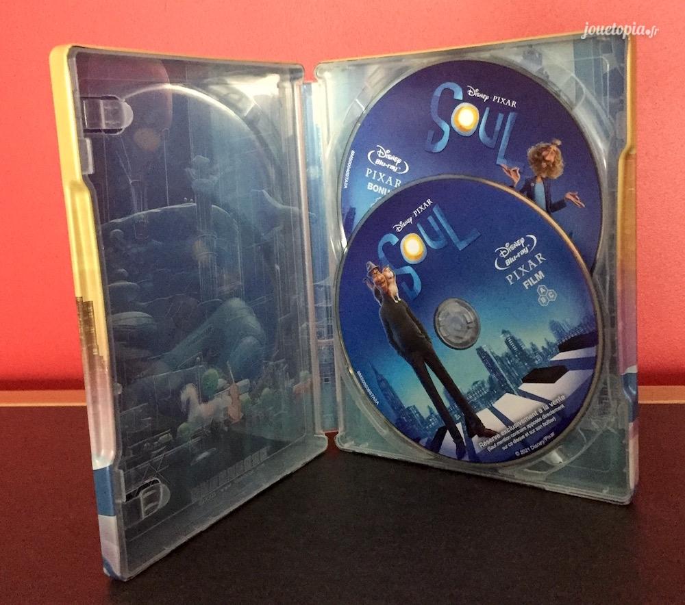 Steelbook Soul (Disney-Pixar)