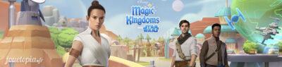 Disney Magic Kingdoms Star Wars