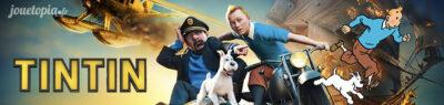 Tintin (Hergé) B.D Films